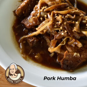 Ready to Eat Pork Humba
