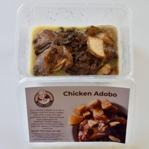 Ready to Eat Chicken Adobo