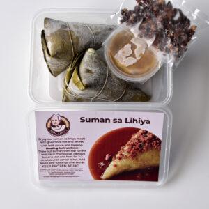 Ready to Eat Suman sa Lihia (2pc)