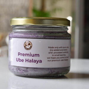 Premium Ube Halaya in Jar (300 gr)