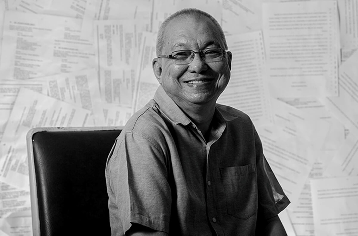 Catch Ricky Lee's Writing Masterclasses During Cinemalaya 2020