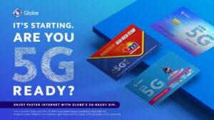 Globe 5G-Ready Sims
