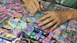 Garapata Hatchery for Art in the Park 2020 Online