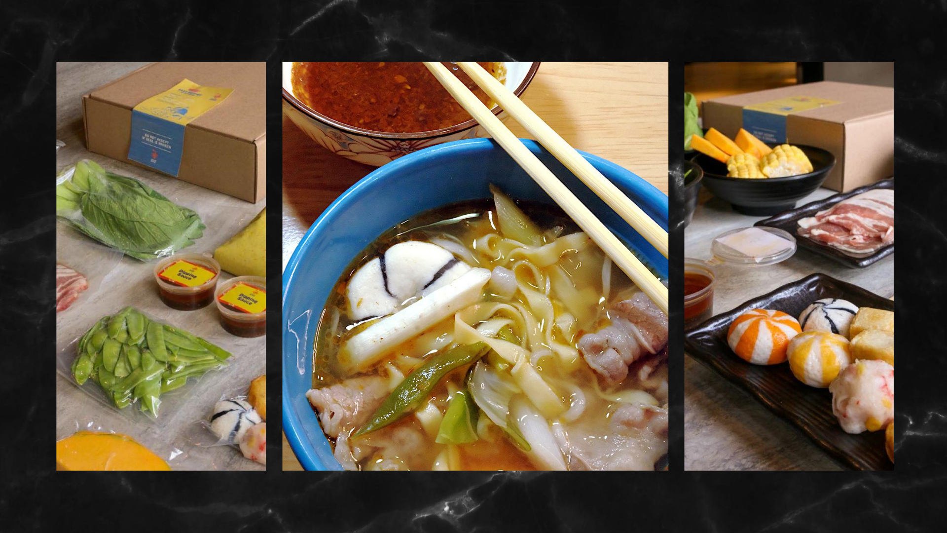 WATCH: Make Hotpot at Home With Champion's Easy Hotpot Kit