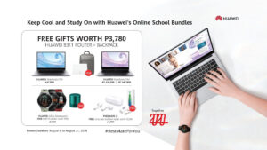 Stay Cool at Online School with Huawei's Promo Bundles