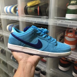Nike Dunk SB Low Blue Fury