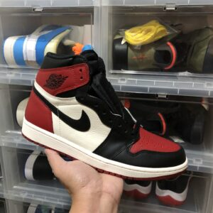 Air Jordan 1 High OG 'Bred Toe""
