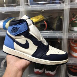 "Air Jordan 1 High OG ""Obsidian"""
