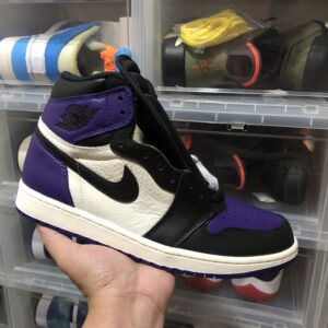 "Air Jordan 1 High OG ""Court Purple 1.0"""