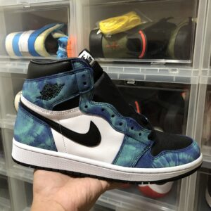 "Air Jordan 1 High OG WMNS ""Tie Dye"""
