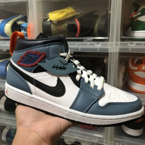 "Air Jordan 1 Mid ""Facetasm"""