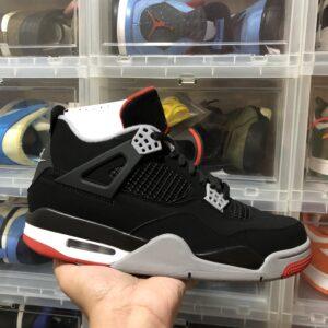 "Air Jordan 4 ""Breds"""