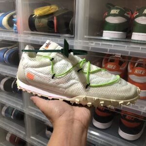 Off-White x Nike Waffle Racer WMNS