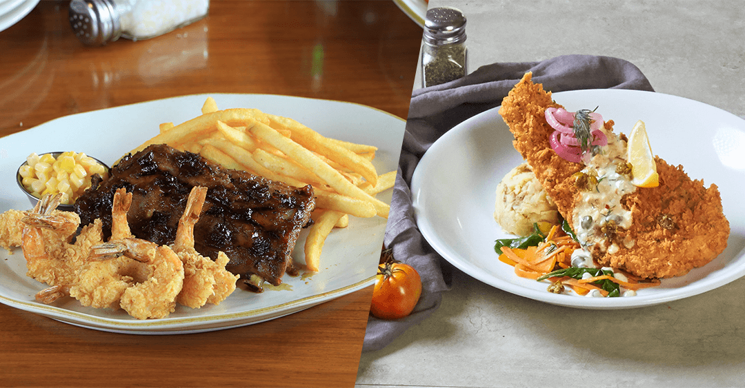 All the Buy 1 Get 1 Free Offers from The Bistro Group This August