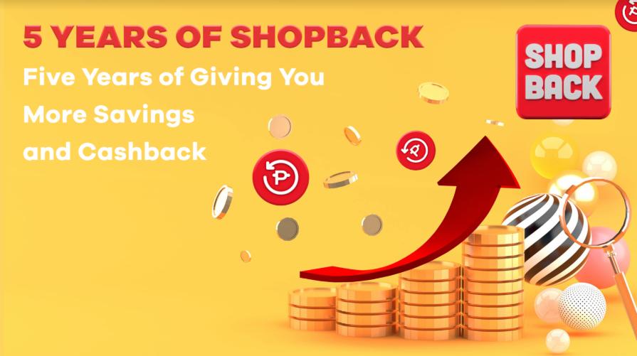 Shopback Shares Its Milestones As It Celebrates Its 5th Anniversary