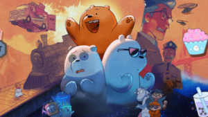 We Bare Bears: The Movie Starts Streaming on September 12