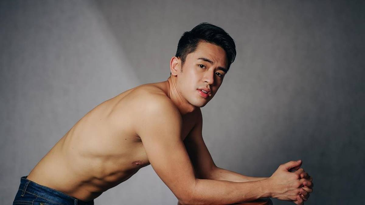 The New Normal According To Actor David Licauco