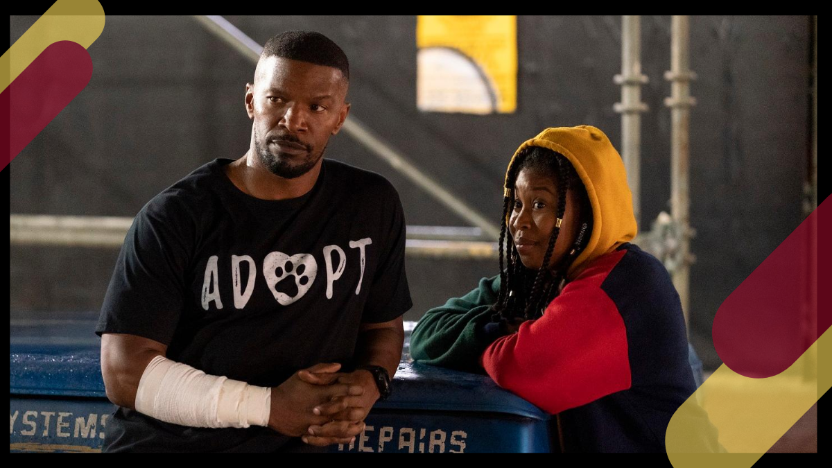 Q&A: Jamie Foxx on The Power of Love, Working with Dominique Fishback on 'Project Power'