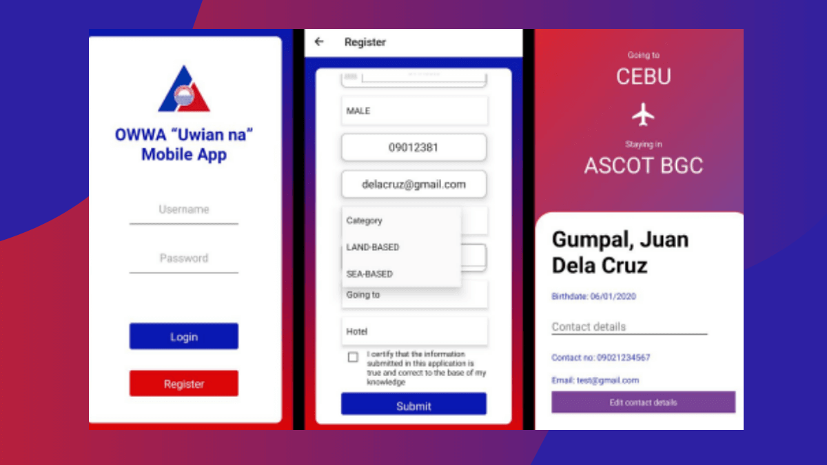 OWWA and NTT DATA Launch the DOLE-AKAP Portal for Displaced OFWs