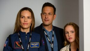 Interview: Josh Charles of Upcoming Netflix Space Drama 'Away'