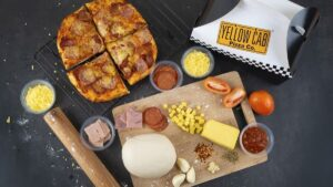 Yellow Cab's Pizza Kits