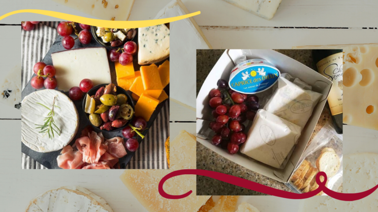 Virtual Wine and Cheese Class