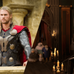 Thor: The Dark World and The Addams Family