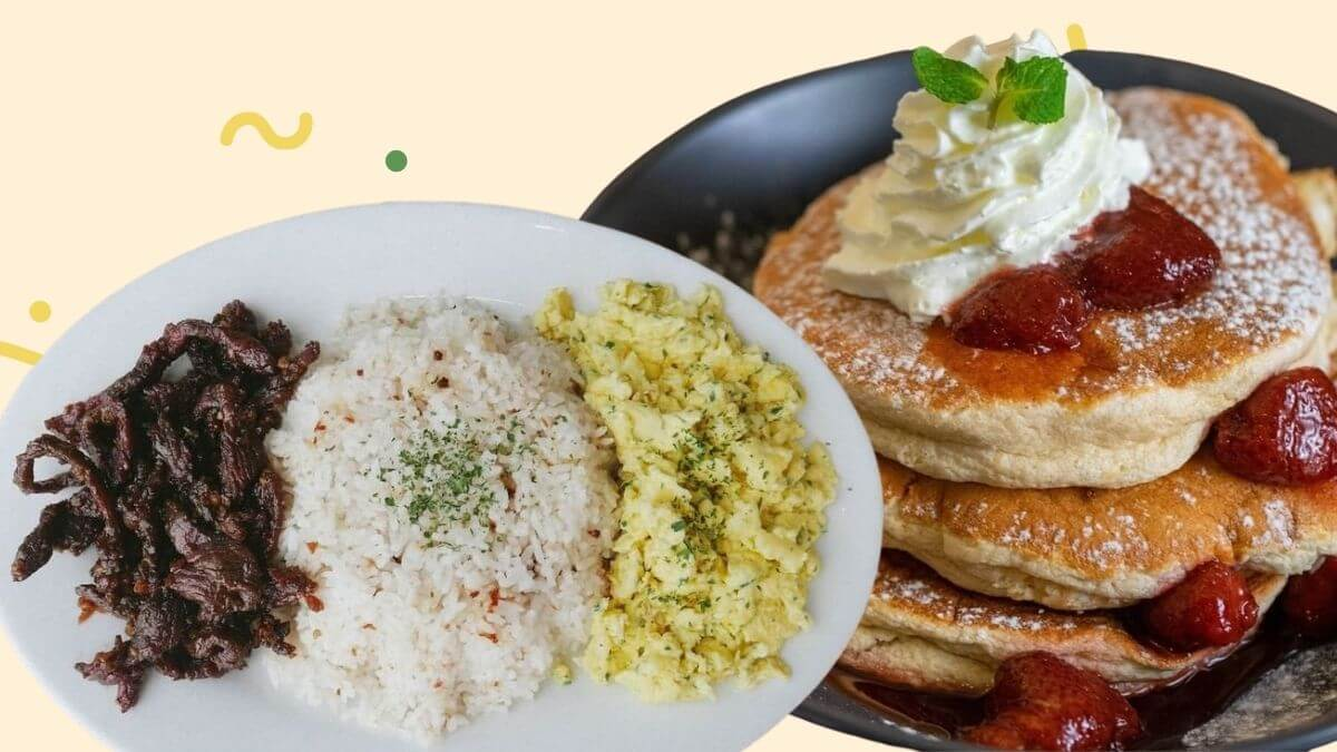 GUIDE: Breakfast and Brunch Food for Delivery and Pick-Up in Metro Manila