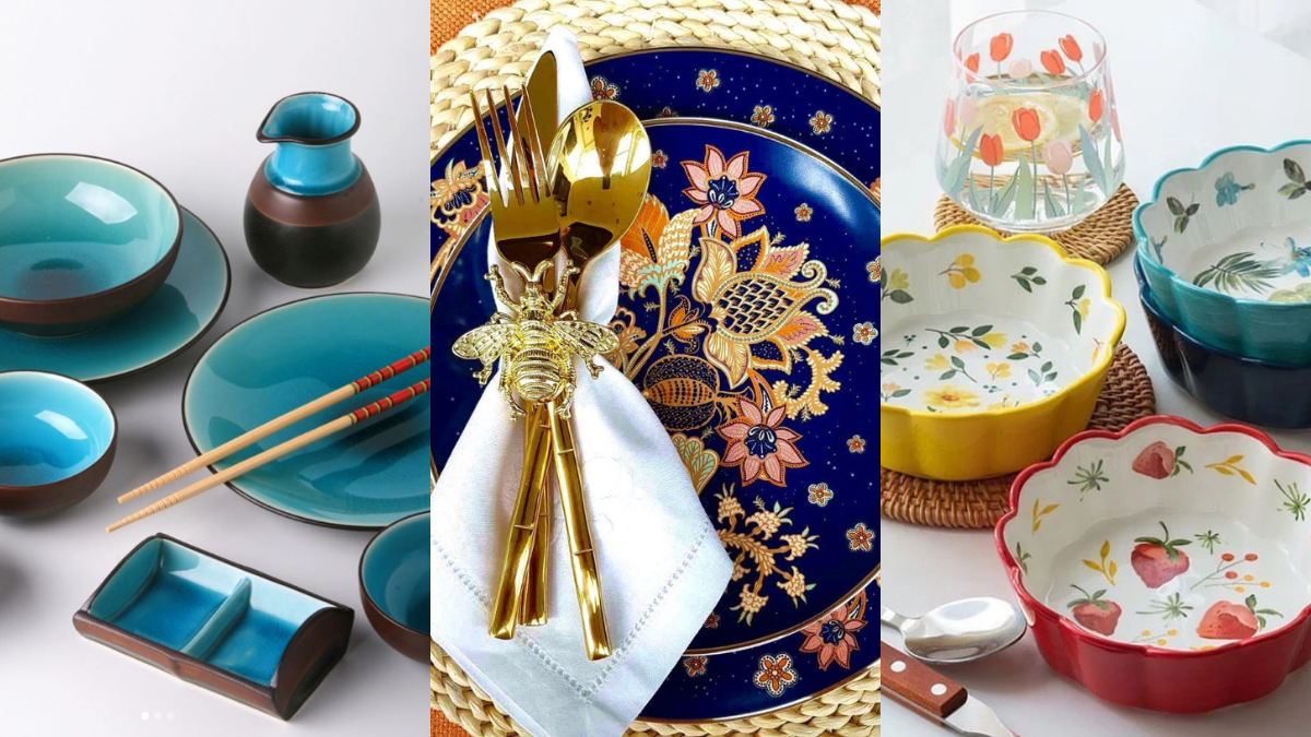 GUIDE: Where to Buy Plates, Glasses, and Tableware in Metro Manila