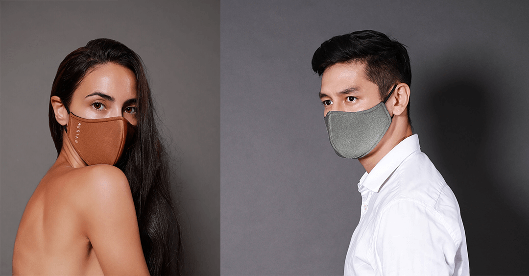 Aerian Essentials Introduces First Line of Wearable Face Masks