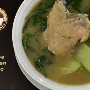 Ready to Eat Frozen Native Chicken Tinola