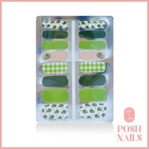 Nails Wraps – Posh & Playful 001