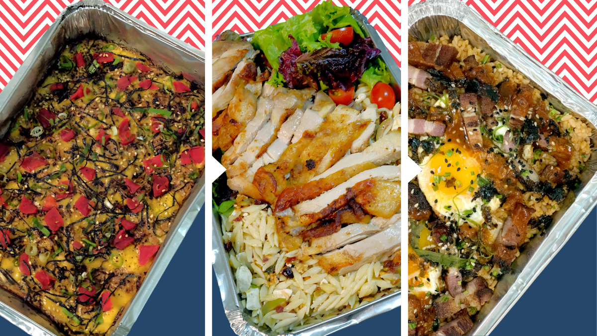 Feeding The Family? The Grid's Potluck Selections is Perfect For Sharing