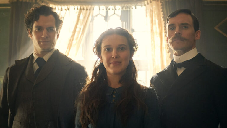 WATCH: Millie Bobby Brown as Sherlock's Sister in 'Enola Holmes' Teaser Trailer