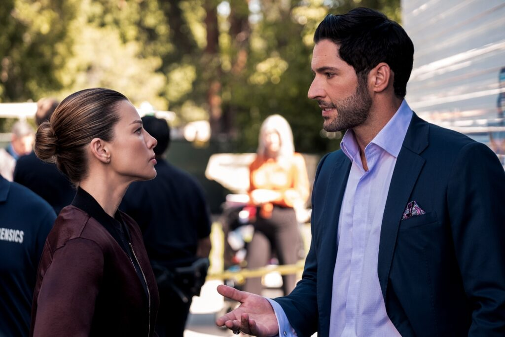 Interview with The 'Lucifer' Showrunners on What to Expect from Season 5