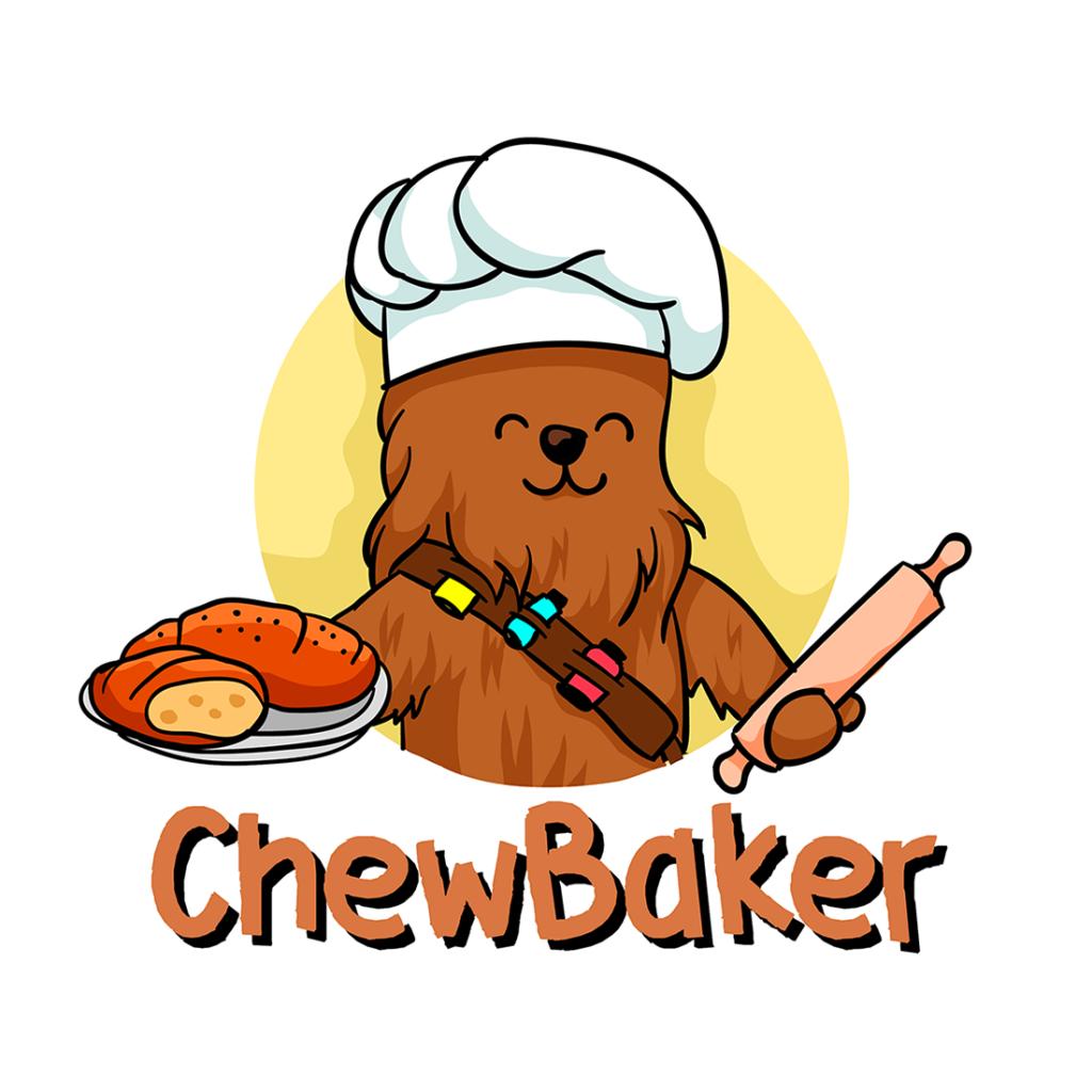 ChewBaker logo