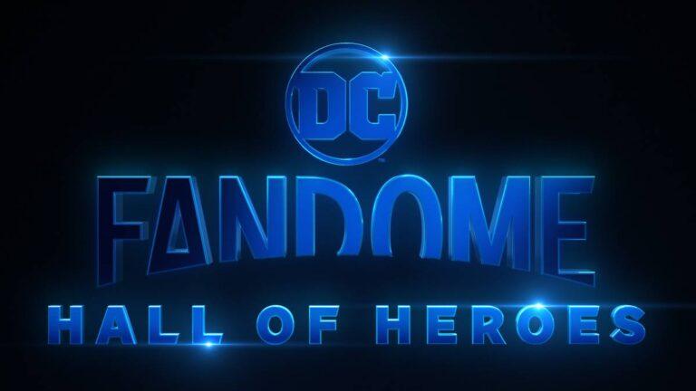 DC FanDome Hall Of Heroes