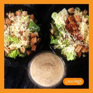 Cravings Caesar Salad