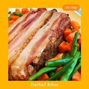 Meat Loaf de Luxe