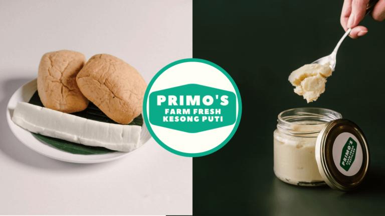 Merchant Spotlight: A Taste of the Simple Life with 'Primo's Farm Fresh Kesong Puti'