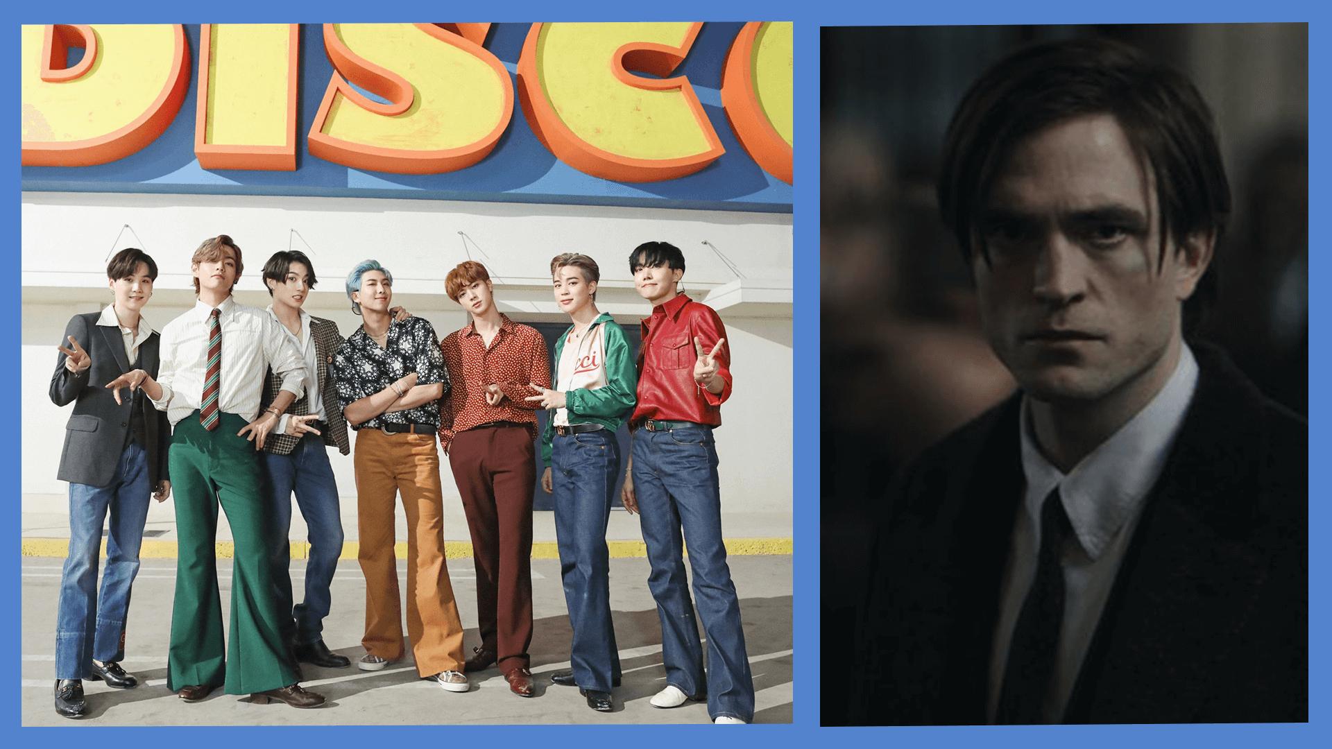 Online News Roundup: BTS' 'Dynamite', DC FanDome, 'TENET'