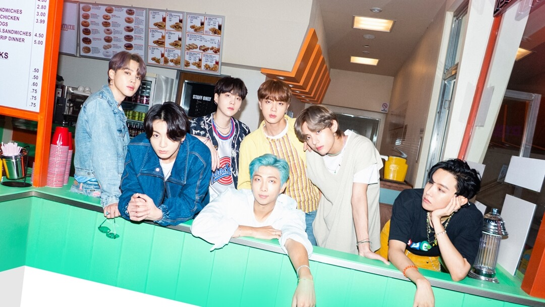 BTS Releases First Full English Track 'Dynamite'