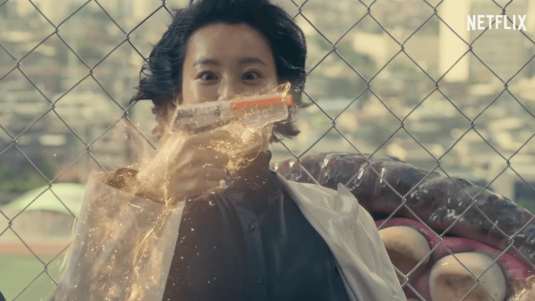 WATCH: Jung Yu Mi and Nam Joo Hyuk in Netflix K-Drama 'The School Nurse Files'