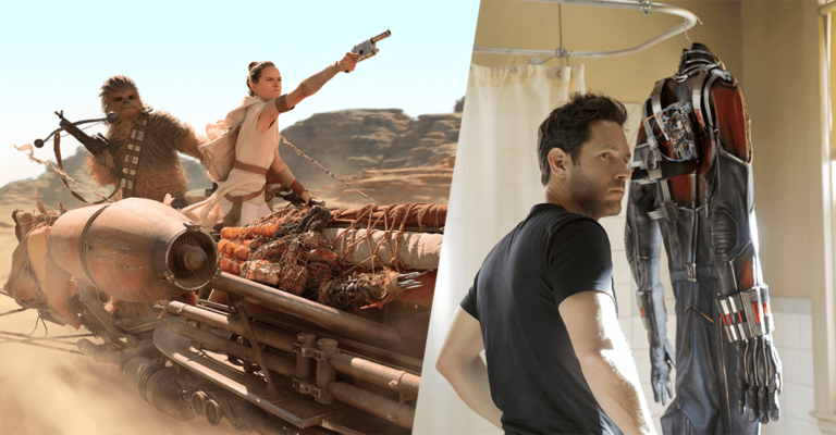 FOX Movies: Star Wars and Ant-Man