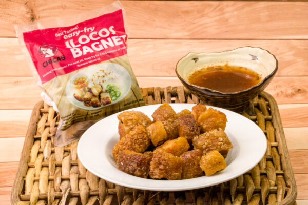 Bagnet Pack and Plate