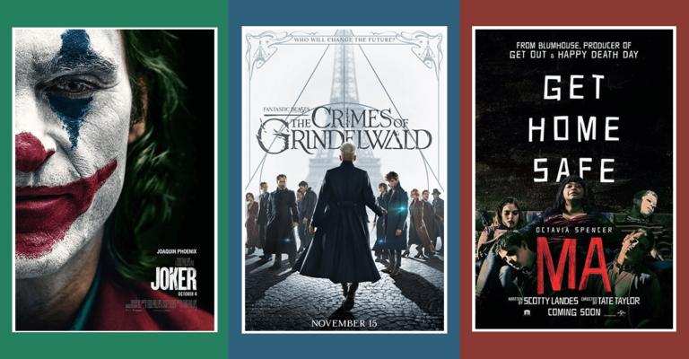 Joker, Crimes of Grindelwald, Ma