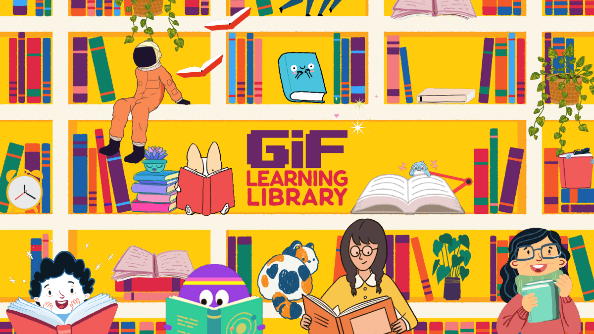 LOOK: GIF Storybooks Teaching Kids Online Safety are Now Available for Free
