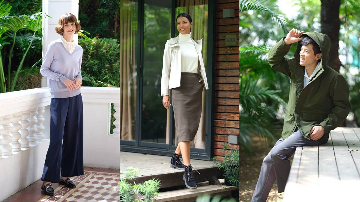 Check out UNIQLO Philippines' newest 2020 Fall/Winter Collection