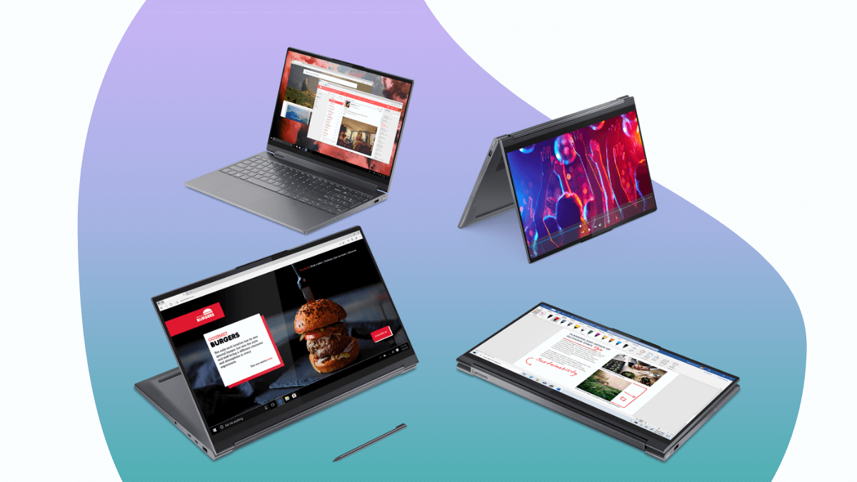 Lenovo Reveals Smarter Innovation and Design with Holiday Lineup