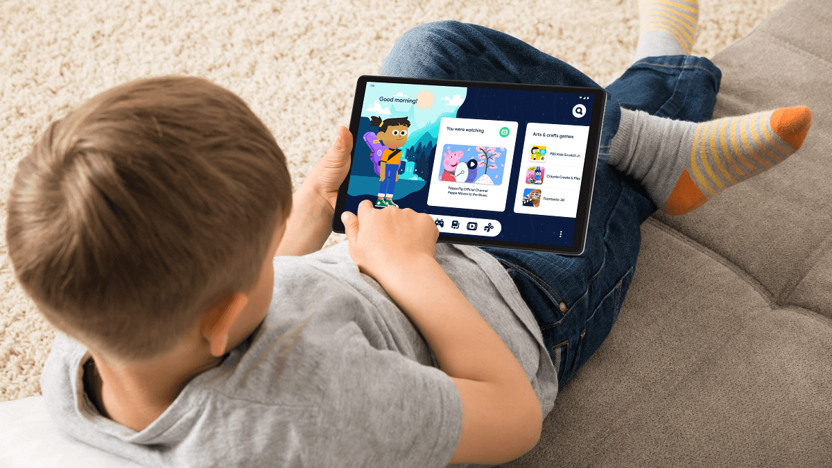 Lenovo Makes Learning and Entertaining at Home Easier